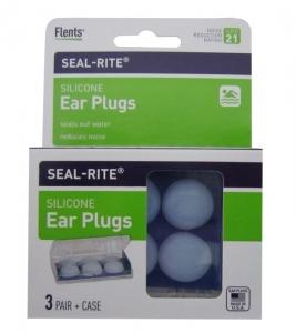 FLENTS SOFT SILICONE EAR PLUG 3PR