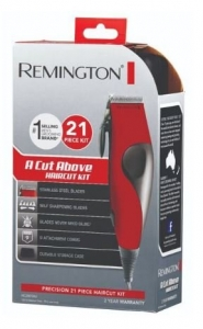 REMINGTON HAIR TRIMMER KIT 21PCE