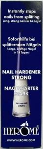 HEROME NAIL HARDENER (BLUE) 10ML