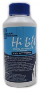 HI LIFT ACTIVATOR 1.5% PEROXIDE 200ML