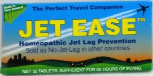 H'PATHIC JET EASE TABLETS 30'S