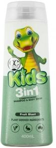ORGANIC CARE KIDS 3IN1 FRUIT BLAST 400ML