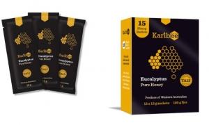 KARIBEE EUCALYPTUS SACHETS BOX 15