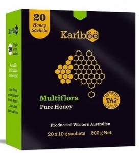 KARIBEE SACHET MULTIFLORA BOX20(5+)