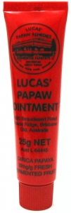 LUCAS PAPAW OINTMENT 25GM TUBE