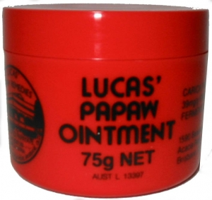 LUCAS PAPAW OINTMENT 75GM