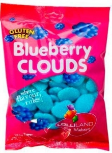 LOLLILAND CLOUDS BLUEBERRY 180G+++