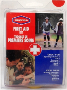 FIRST AID KIT COMPACT 39PCE+++