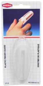 FINGER GUARD MEDIUM PLASTIC