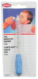 ORAL MEDICATION DROPPER 3ML