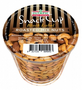 OLYMPIC MIXED NUTS R/S 100G