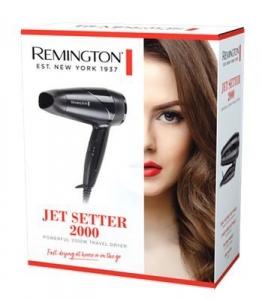 REMINGTON HAIR DRYER JET SETTER(D1505AU)