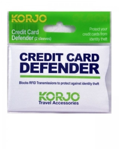 KORJO CREDIT CARD DEFENDER PK3
