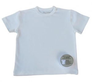 SPARE CHANGE SHORT SLEEVE TEE 3-6MTH