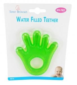 SISTER BROWNE WATER TEETHER ASSTD
