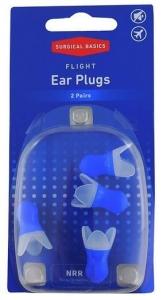 SB FLIGHT EAR PLUGS NRR22 2PR