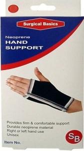 SB HAND SUPPORT NEOPRENE SMALL