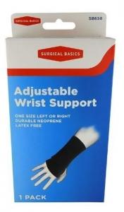 SB ADJUSTABLE WRIST SUPPORT