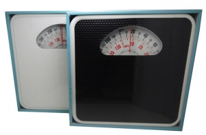 MECHANICAL EASY READ SCALES 130KG