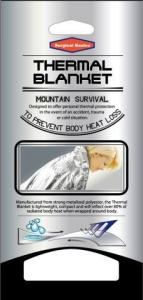 SB THERMAL EMERGENCY BLANKET
