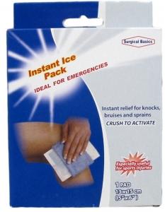 SB INSTANT ICE PACK 13X15CM