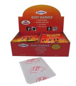 BODY WARMER ADHESIVE 130X95MM DISP 24