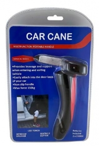 SB CAR CANE LEVER WITH TORCH