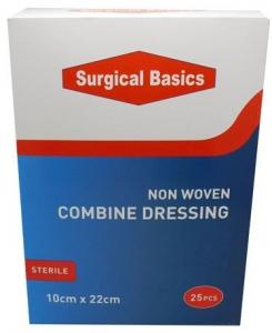 SB COMBINE DRESSING 10X22C DISP25 L/FREE