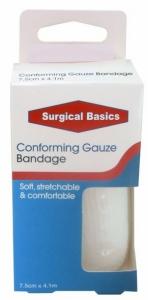 SB CONFORMING GAUZE BANDAGE 7.5X4.1M