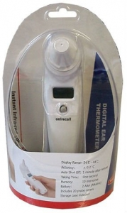 TEMPERATURE SCAN EAR THERMOMETER