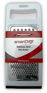 SC FLAT GRATER S/STEEL