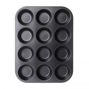 SC 12 CUP MUFFIN PAN NON-STICK