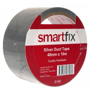 SC DUCT TAPE 48MM X 10M SILVER