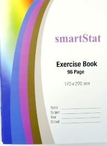 SC EXERCISE BOOK 96PG###