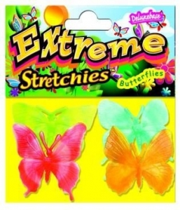 EXTREME STRETCHIES - BUTTERFLIES