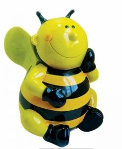 BUMBLE BEE MONEY BOX SML MIN BUY2PC (SO)